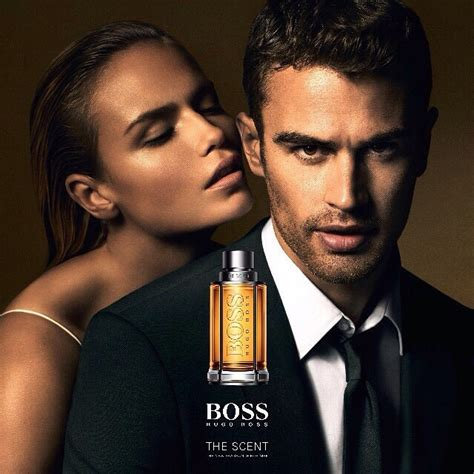 Hugo Boss Released a Teaser Video of Theo James and
