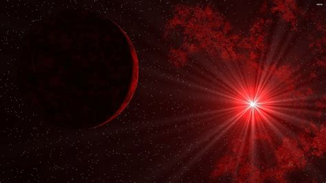 Space, Astronomical Object, Red Space, Atmosphere, Cosmos