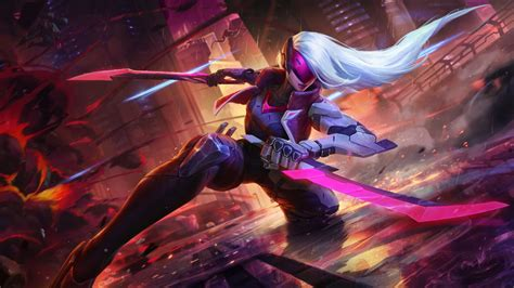 Project Katarina League of Legends Wallpapers | HD