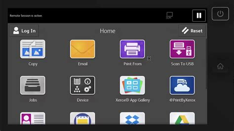 How to set up Xerox App Gallery, Scan to Google Drive