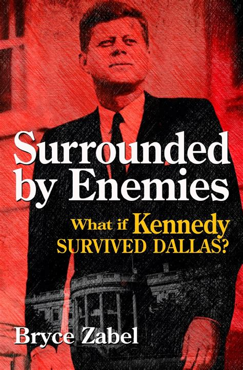 JFK Tries to Solve His Own Attempted-Murder Mystery in New