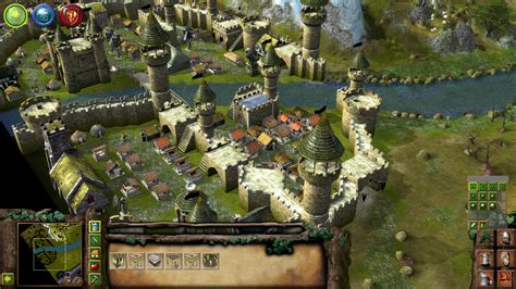 Fortresses image - Stronghold Legends Middleearth mod for