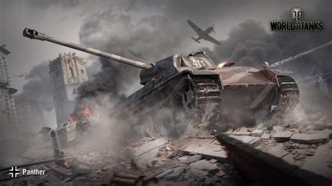 Panther World of Tanks Wallpapers   HD Wallpapers   ID #13961