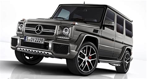 2018 Mercedes-AMG G63 And G65 Get Final Updates For