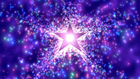 Star Emitter ★ 4k Moving Background #AAVFX Animated