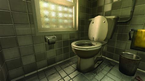 What virtual toilets can teach us about the art of game
