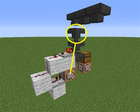 minecraft redstone - Hopper to trigger say command for