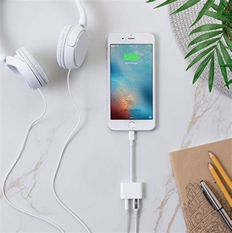 How to Charge iPhone While Listening to Music