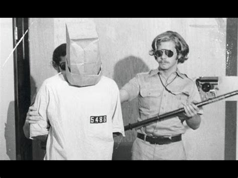 Science Experiments Evil Side: Stanford Prison Experiment