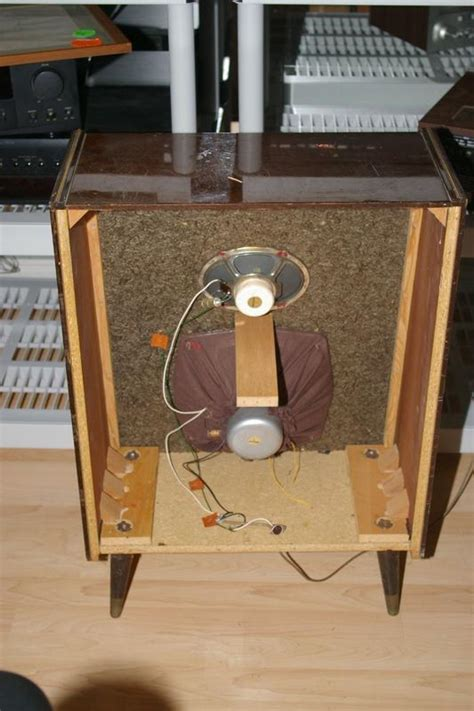 Anyone know more about these old Grundig speakers? - AVS