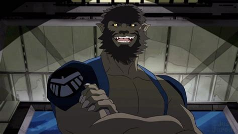 Werewolf by Night   Ultimate Spider-Man Animated Series