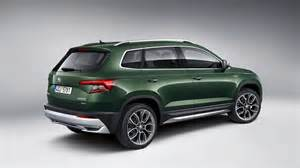 2019 Skoda Karoq Scout Looks Ready to Venture Off The