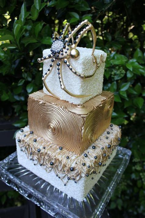 You have to see Faberge Spider Cake by Joshua John Russell!