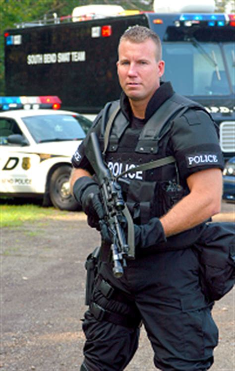 Corporal Scott Lee Severns - South Bend Police Department