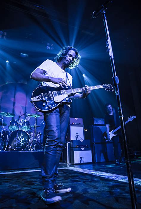 Soundgarden played 'Superunknown' at Webster Hall (pics