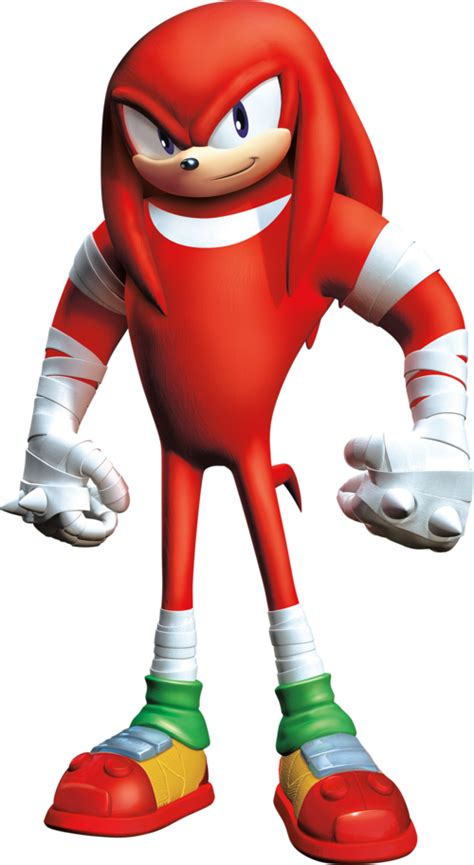 Knuckles the Echidna (Sonic Boom) - Sonic News Network - Wikia