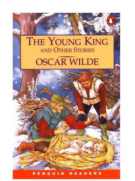 39415582 Oscar Wilde the Young King Other Stories Penguin