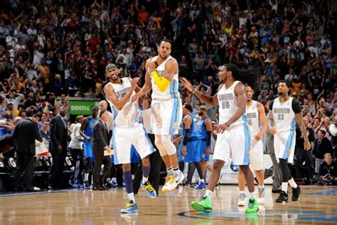 2013 NBA Western Conference Finals Picture   Thunder vs