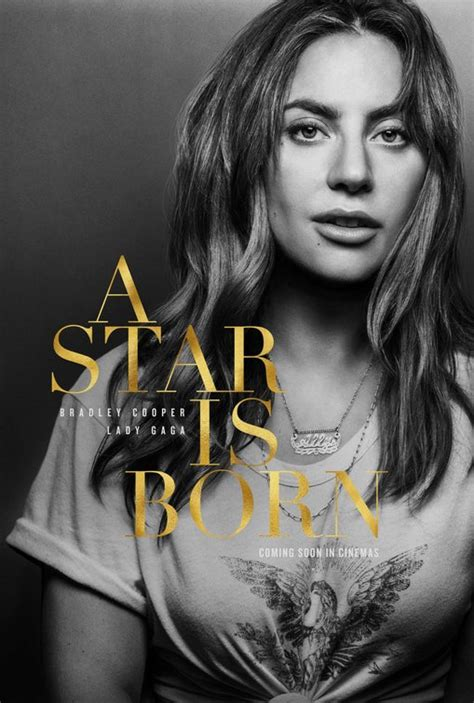 A Star Is Born Movie Poster (#3 of 6) - IMP Awards