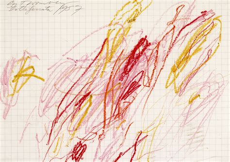 Cy Twombly receives a definitive retrospective at the