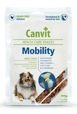 Canvit Snacks Mobility 200g Canvit Snacks NEW