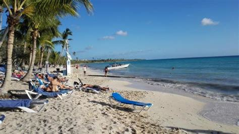 beach - Picture of Be Live Collection Canoa, Bayahibe