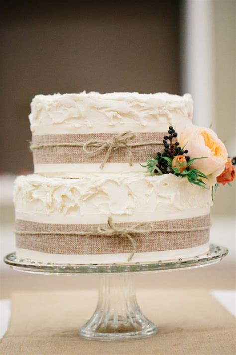 20 Rustic Wedding Cakes for Fall Wedding 2015 | http://www