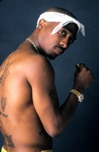 Tupac danced ballet in high school and ended up portraying