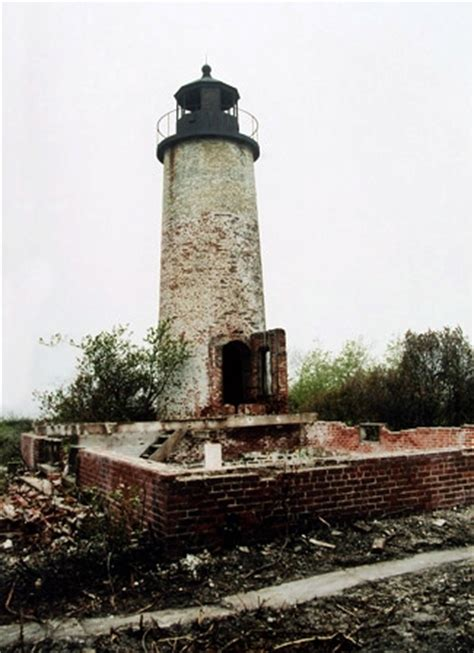 Charity Island Lighthouse, Michigan at Lighthousefriends