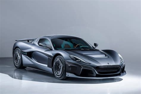 Forget About Tesla Roadster II, Here's the Rimac C_Two