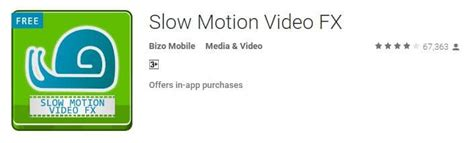 Best Android apps for record slow motion video: HTC, Samsung