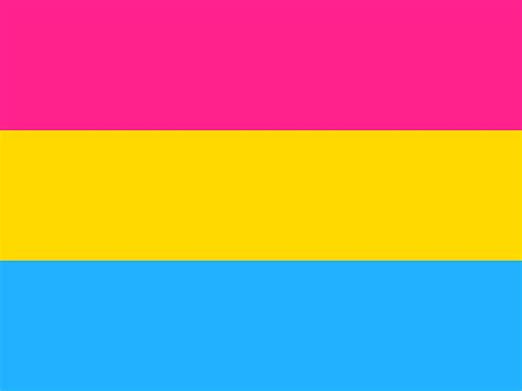 Flag Pansexuality Pansexual Pride · Free image on Pixabay