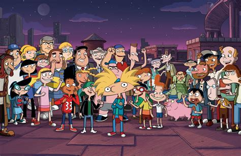 Hey Arnold Comic-Con footage reveals character returns