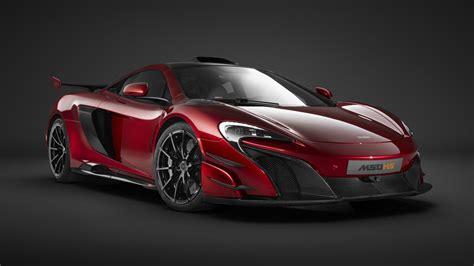 The McLaren MSO HS is a P1-inspired Long Tail   Top Gear