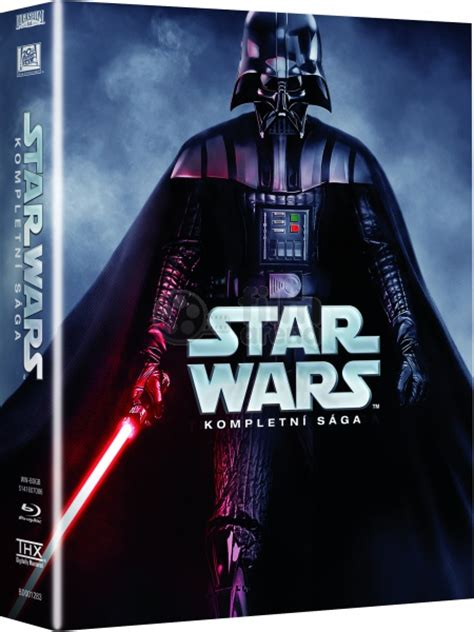 Star Wars: The Complete saga episodes 1-6 Collection (9