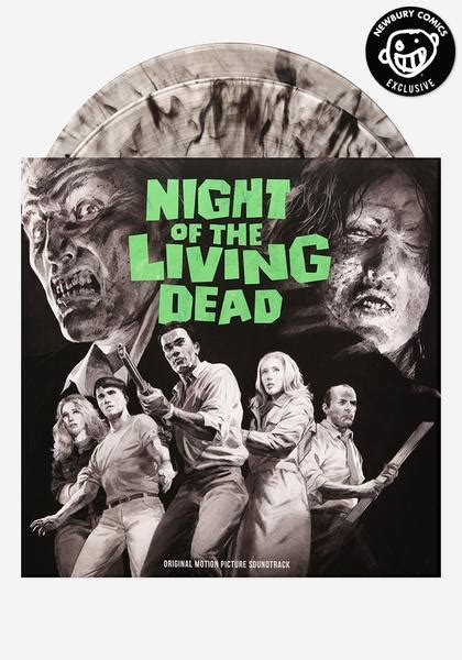 Various Artists-Soundtrack - Night Of The Living Dead
