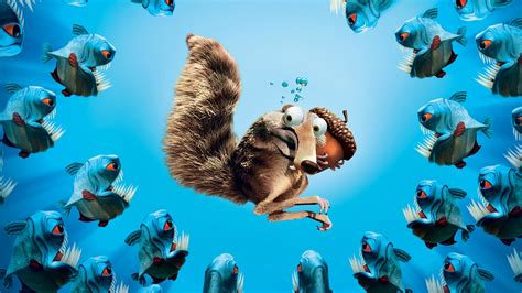 Scrat in Ice Age Wallpapers | HD Wallpapers | ID #9993