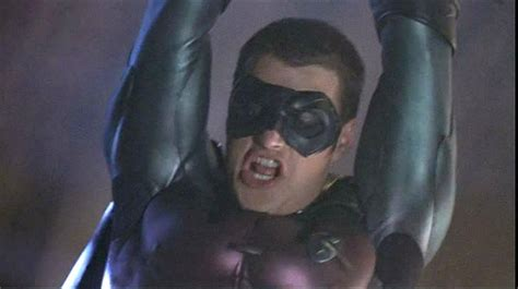 Guys in Trouble - Chris O'Donnell in Batman Forever (1995)