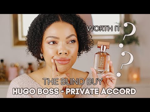 Boss The Scent Private Accord for Her Hugo Boss perfume