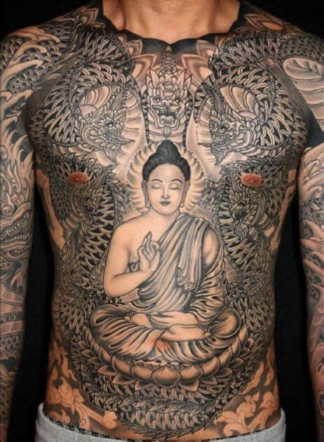130+ Best Japanese Tattoos With Meaning and History (2018