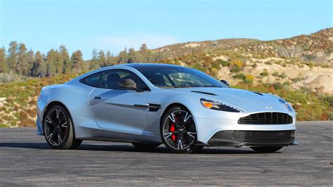 2018 Aston Martin Vanquish S Coupe Review: Going Out With