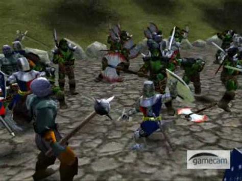 Stronghold 2 Lord Of the Rings Mod - YouTube