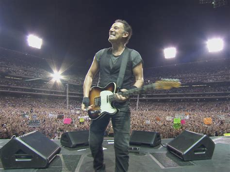 """Bruce Springsteen: """"I'm still in love with playing"""" - CBS News"""