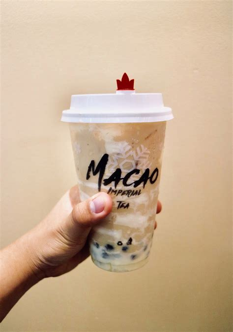Macao Imperial Tea in Davao