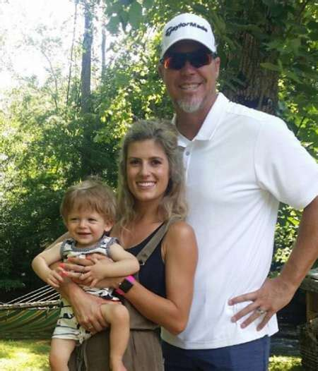 Taylor Higgins shares two Children with Husband Chipper