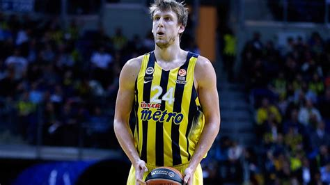 MVP for January: Jan Vesely, Fenerbahce Istanbul - YouTube
