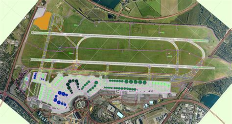 Duesseldorf EDDL Scenery Patch for FSX