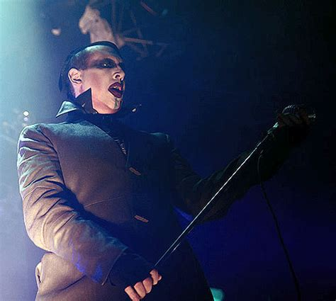 Marilyn Manson Concert Review: He Is The God Of Whatever