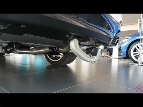 BMW Trailer Tow Hitch, Fully Electrically Operated - YouTube