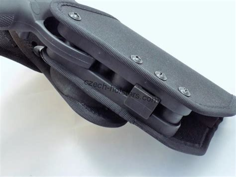 Belt Holsters | CZ 75 P-09 / DUTY IPSC Shooting Holster